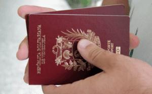 Venezuelan passports
