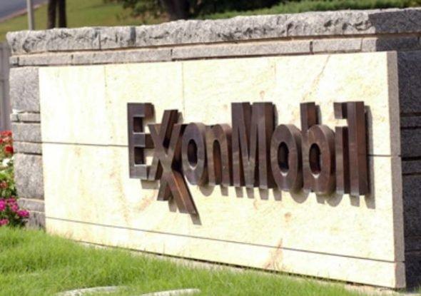 exxonmobile sign