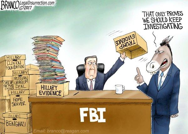 Presumed Guilty - A.F. Branco political cartoon