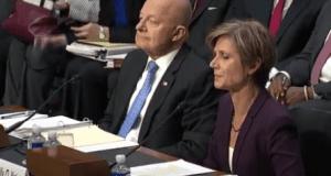 Sally Yates Senate Hearing 5-08-17