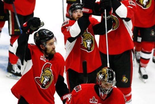 Photo of Ottawa Senators Eke Out Big Win, Send Series Back to Pittsburgh for Game 7