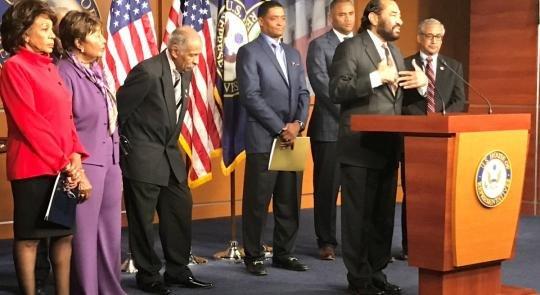 Photo of Democrats start process to impeach Trump