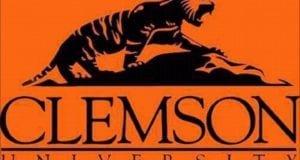 Clemson Tigers sign