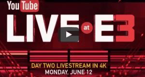 E3 Day Two Live Stream