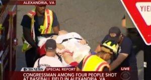 Steve Scalise ambulance