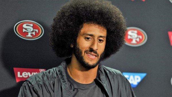 Photo of Michael Vick Suggests that Colin Kaepernick Needs a Haircut