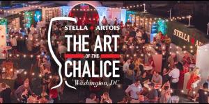 Stella Artois art of the chalice