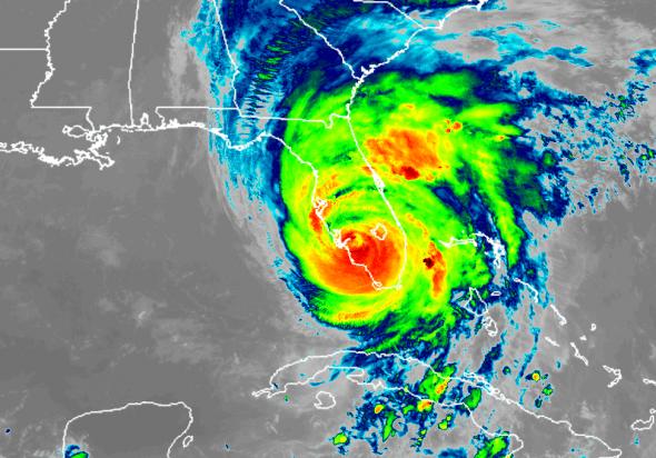 Irma GOES-16 2300 z