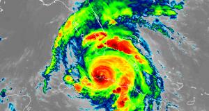 Irma GOES-16 9-10 0z