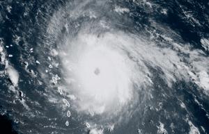 Irma GOES-16 9-5-17 1345z close