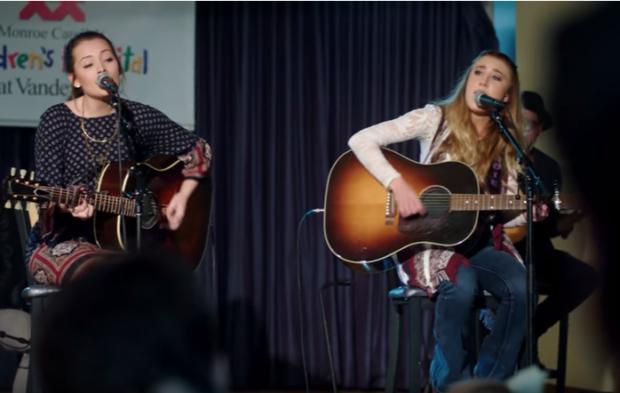Photo of Maddie & Tae – Fly (Performed At Monroe Carell Jr. Children's Hospital At Vanderbilt)