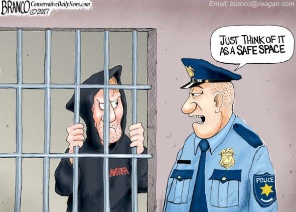 Poetic Justice - A.F. Branco Cartoon