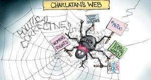 Creepy Crawlers - A.F. Branco Cartoon