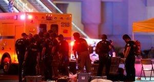 Las Vegas shooting first responders