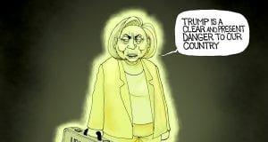 Toxic - A.F. Branco Cartoon