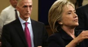 Trey Gowdy Hillary CLinton