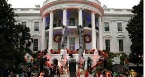 White House Halloween