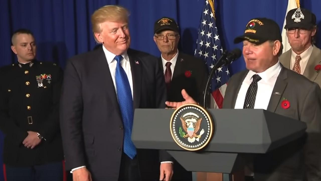 Veterans applaud house passage of VA Mission Act