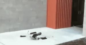 Keurig smashed