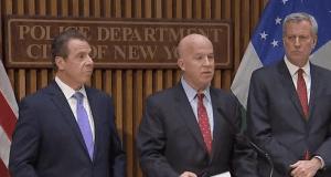 NYPD press conference terror attack 11-1-17