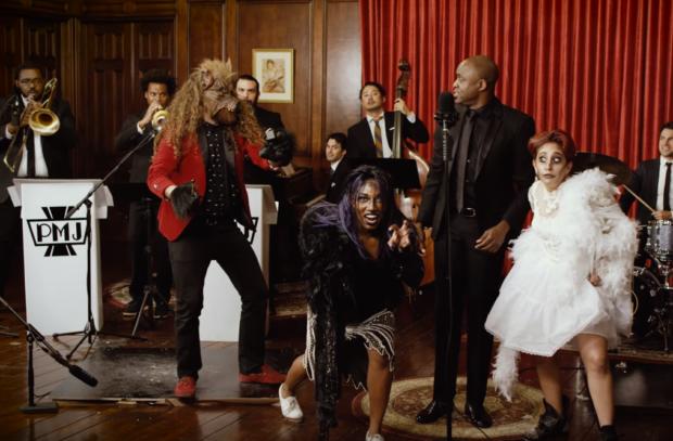 Postmodern Jukebox - Michael Jackson Thriller Cover