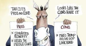 Tax Cut Cons