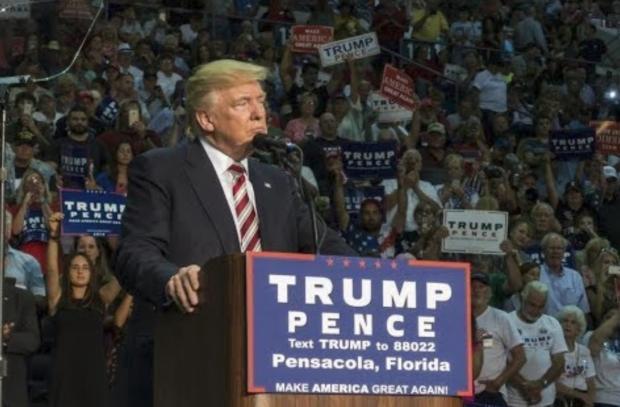Photo of Watch: President Donald Trump Rally – Pensacola, Florida 12/8/17