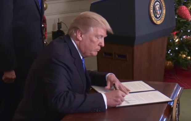 Photo of Watch: Trump Announces U.S. Recognition of Jerusalem as Israeli Capital