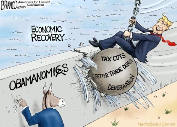 Myth Buster A F Branco Cartoon Conservative Daily News