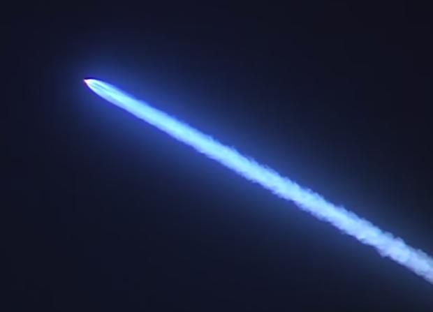 Video of Falcon 9 launch