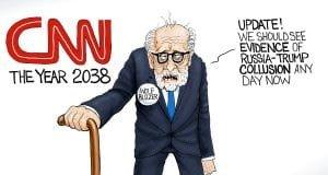 Any Day Now - A.F. Branco political cartoon