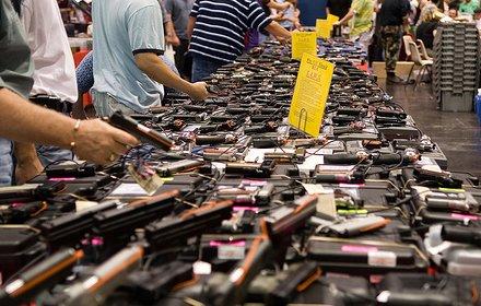 Photo of Gun Use Surges In Surprising Region