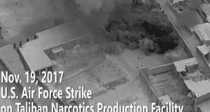 Afghanistan bombing b-52