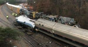 Amtrak crash Cayce SC 2-4-18