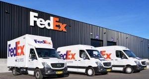 FedeX hub
