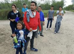 Illegal aliens with children