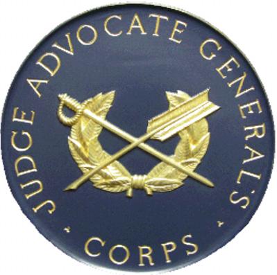 JAG Corps emblem