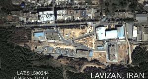 Lavizon, Iran nuclear deal IAEA