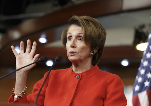 Photo of Nancy Pelosi Claims Democrats Have Always Acknowledged The Border Crisis