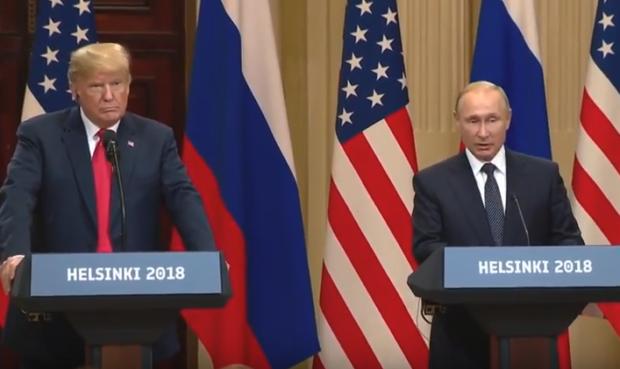 Photo of Destroy Trump Media Attacks Trump-Putin Summit as 'Disappointing'