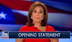 Judge Jeanine Won't Return to Fox News Until at Least March 30