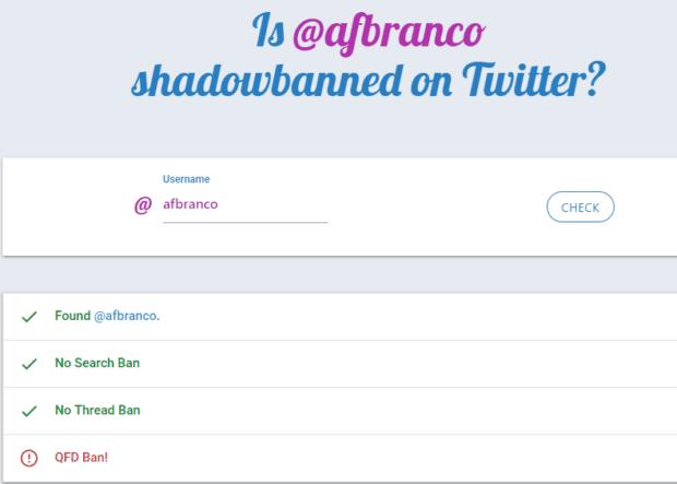 afbranco shadowbanned