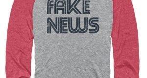Fake News t-shirt Newseum