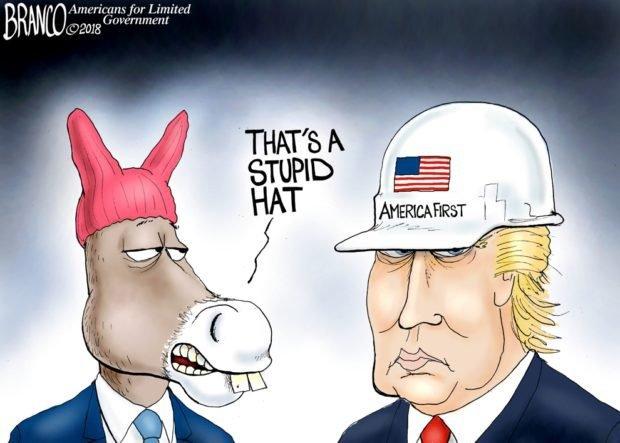 Top Hat - A.F. Branco Cartoon