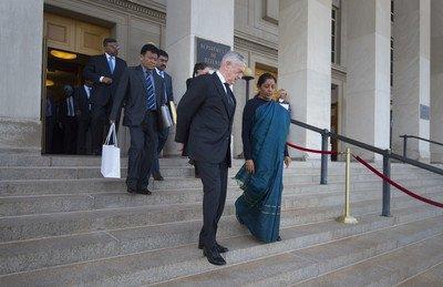 Photo of U.S., India Strengthen Defense Cooperation
