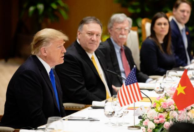 Photo of Bolton Called To Testify In Trump Impeachment Inquiry