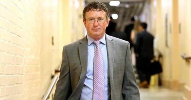 Photo of Rep Thomas Massie Blocks Disaster Aid Bill