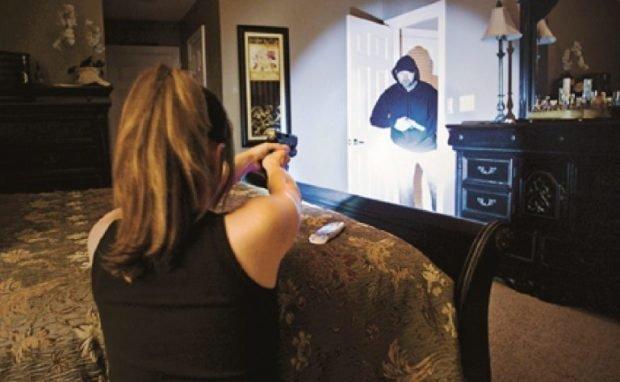 Photo of Texas Woman Shoots And Kills Home Invader, Police Say