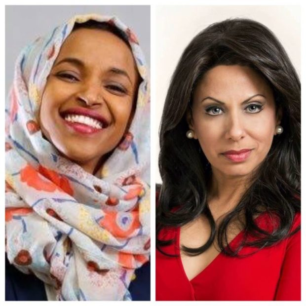 Photo of Ilhan Omar and Brigitte Gabriel: The Tale of Two Very Different American Immigrants