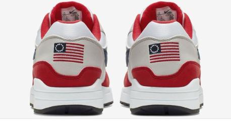 Photo of Dan Lipinski Stands Against Nike After It Pulls Patriotic Sneakers